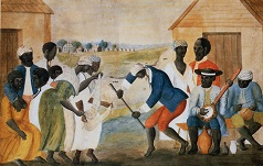 Slavery Depicted in Revolutionary Times
